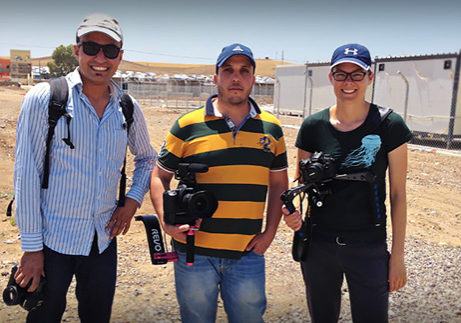 Valpo Students & Professor Debut Short Documentary at Int. Film Festival
